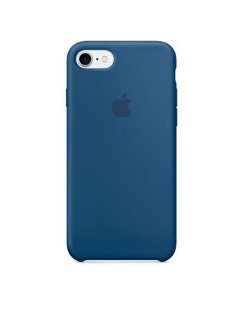 Чехол для iPhone Apple iPhone 7 Silicone Case Ocean Blue
